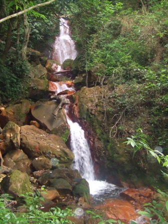 Costa Rica - Waterfall