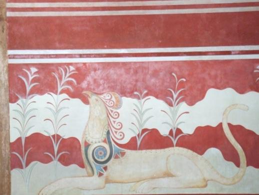 Palace Fresco, Knossos