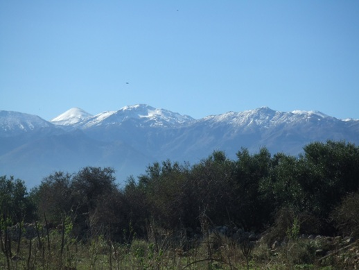 Cretan Mountains