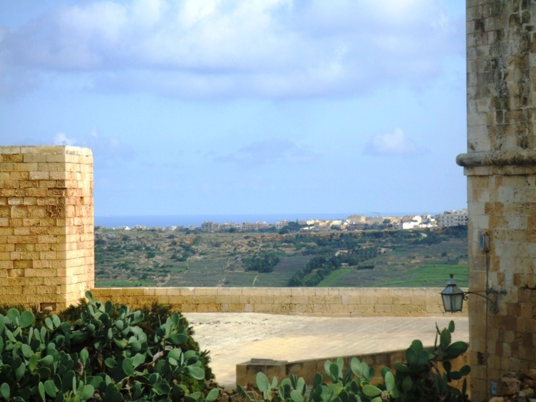 Gozo - from the Citadel