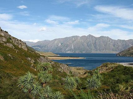 New Zealand Mountains