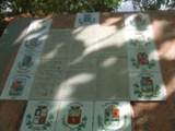 Nicoya Park - Provincial Arms Commemoration