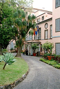 Reid's Palace Hotel, Funchal, Madeira
