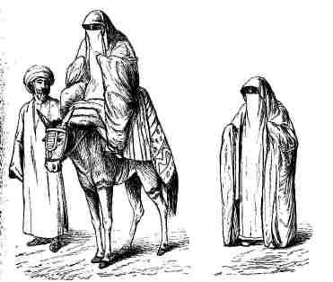 Women - Riding and Walking