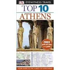 Athens (Eyewitness Top Ten Travel Guides)