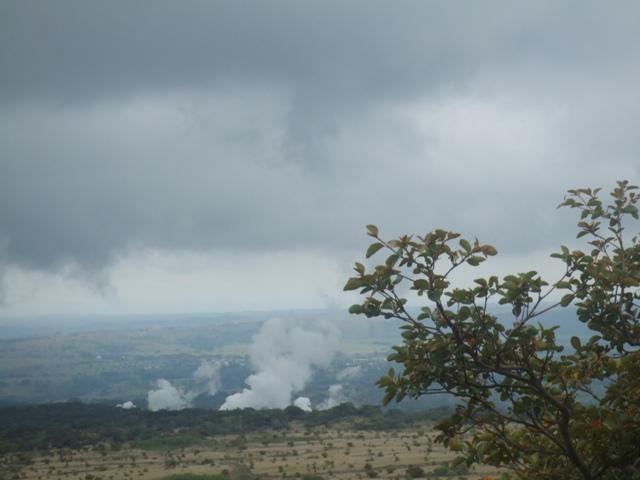 Volcanic Action, Guanacaste