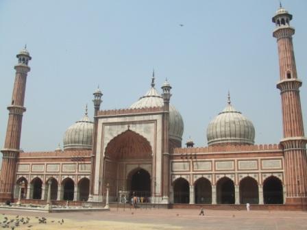 Jami Masjid, Old Delhi