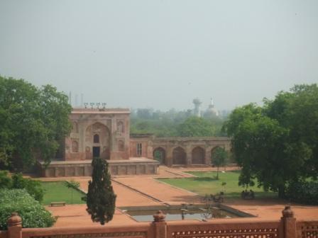 Gardens around Humayun's Tomb, Delhi