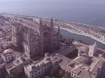 La Seu, Palma Majorca