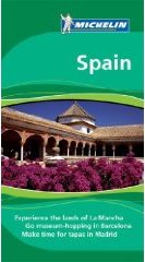 Michelin Travel Guide Spain