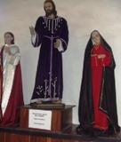 Iglesia de San Blas, Nicoya - Figures