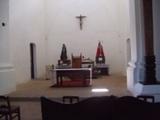 Iglesia de San Blas, Nicoya - Altar