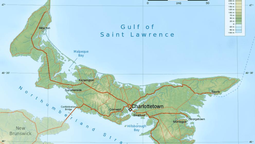 PEI Location