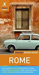 Pocket Rough Guide Rome
