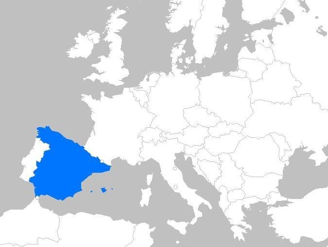 Spain in Europe