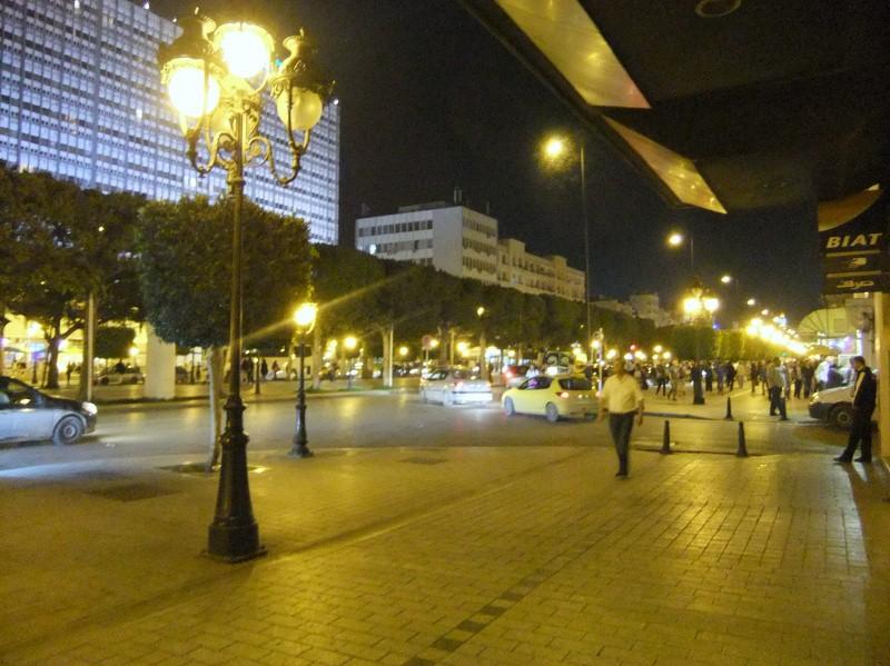 Tunis Boulevard