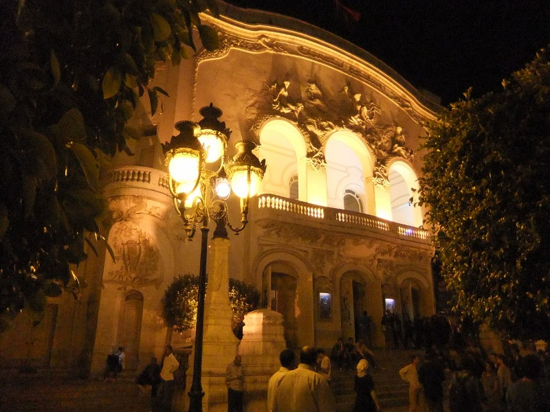 National Theatre, Tunis